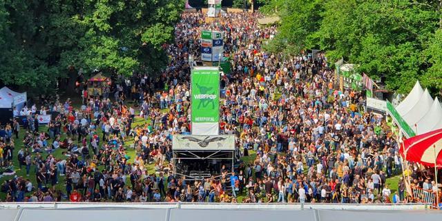 Festival Werfpop in de Leidse Hout gaat niet door dit jaar
