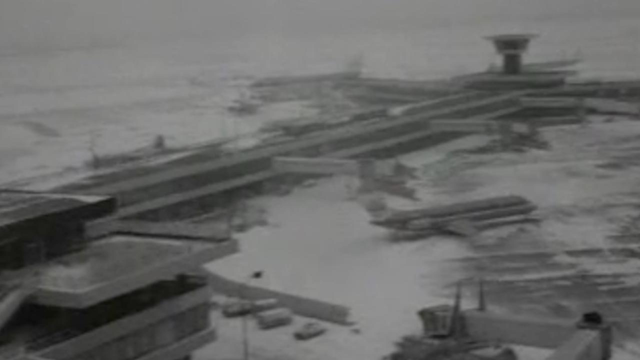 De 3 strengste naoorlogse winters van Nederland