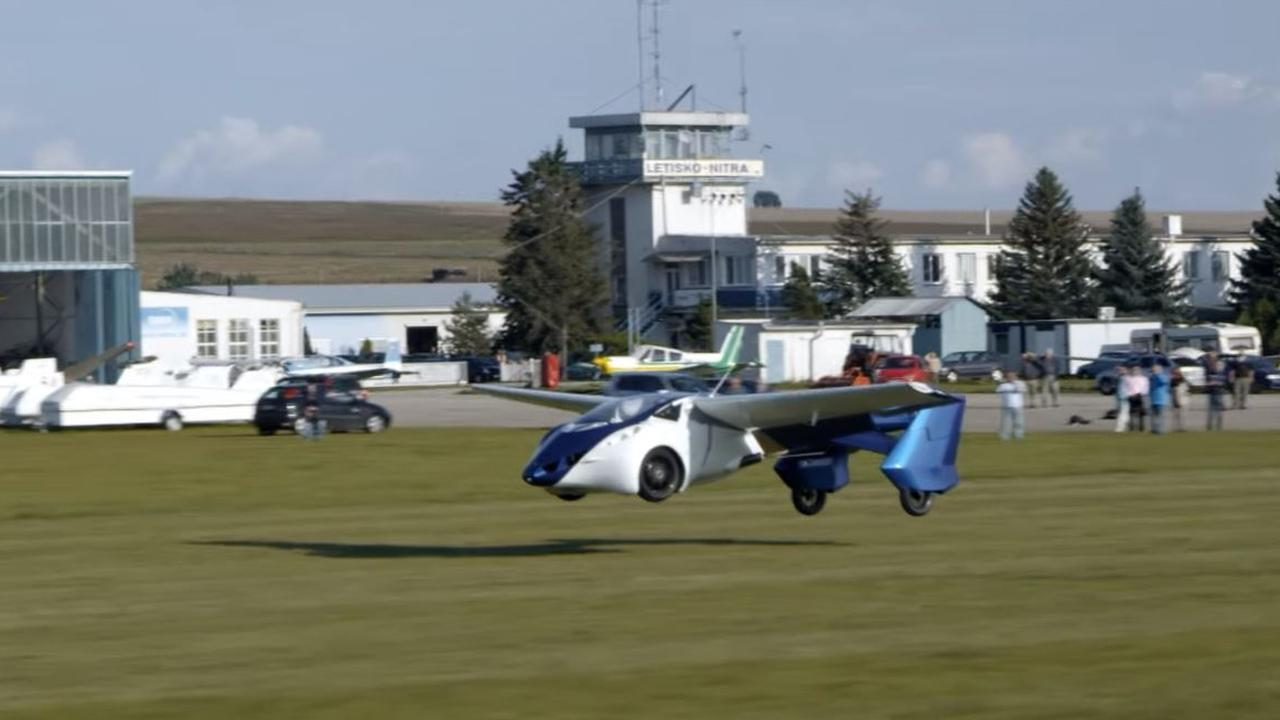 Aeromobil 3.0: De eerste vliegende auto