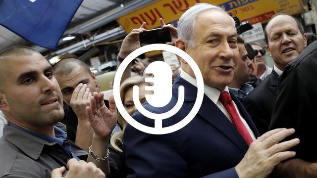 'Israël verdeeld tussen Likud-partij Netanyahu en nieuwkomers'
