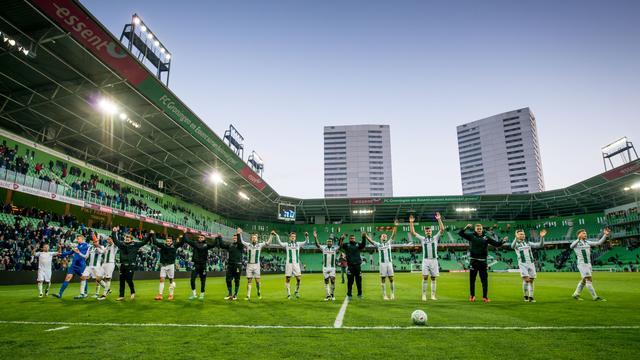 FC Groningen houdt open dag