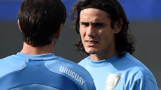 Uruguay wellicht zonder Cavani in kwartfinale Copa America