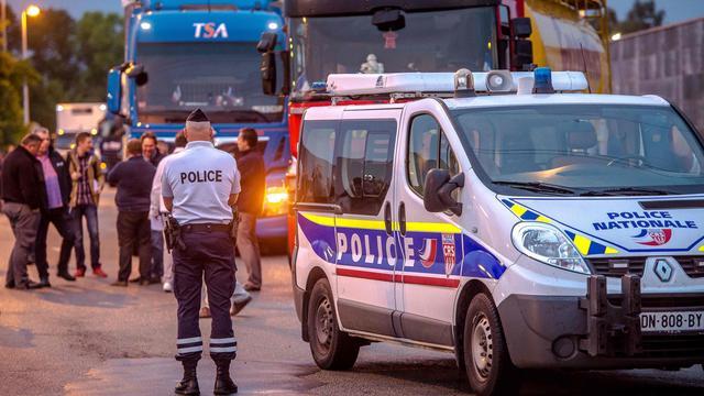 EU-parlement wil opkomen voor bedreigde chauffeurs in Calais