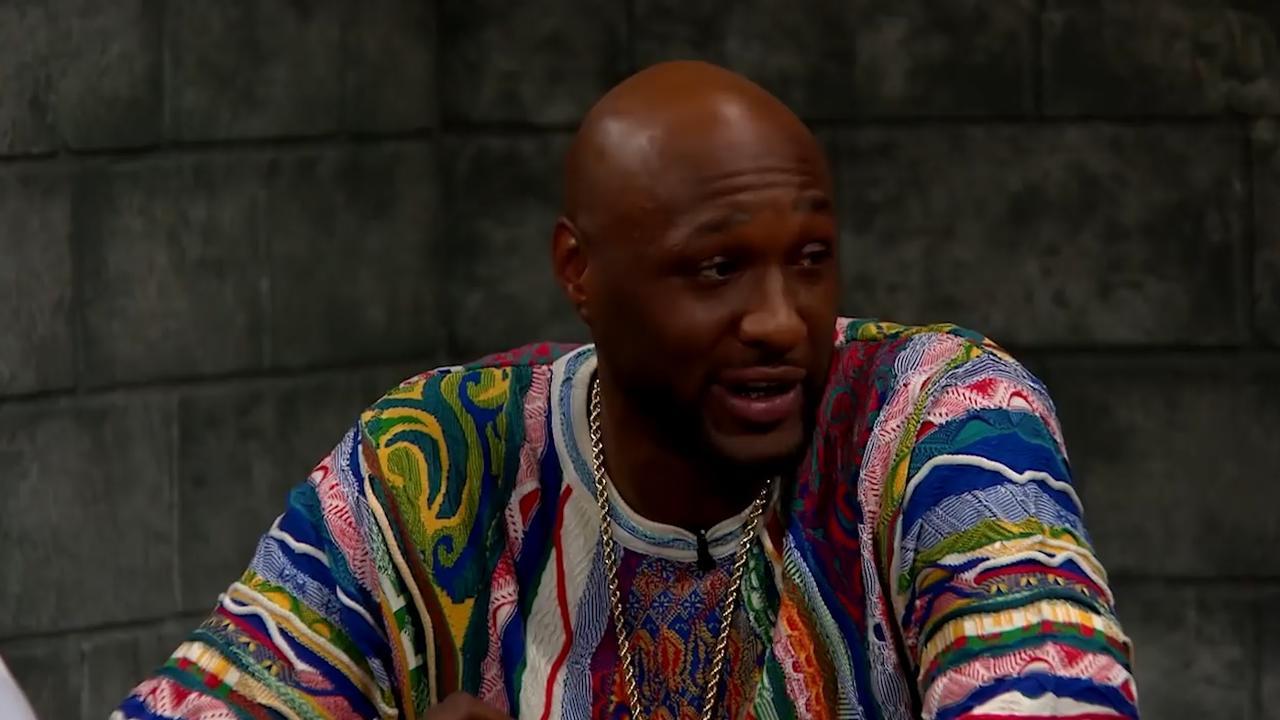 Lamar Odom over de scheiding van zijn oud-echtgenote Khloé