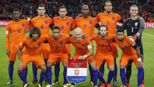 Oranje belandt dankzij zege op Zweden in A-divisie nieuwe Nations League