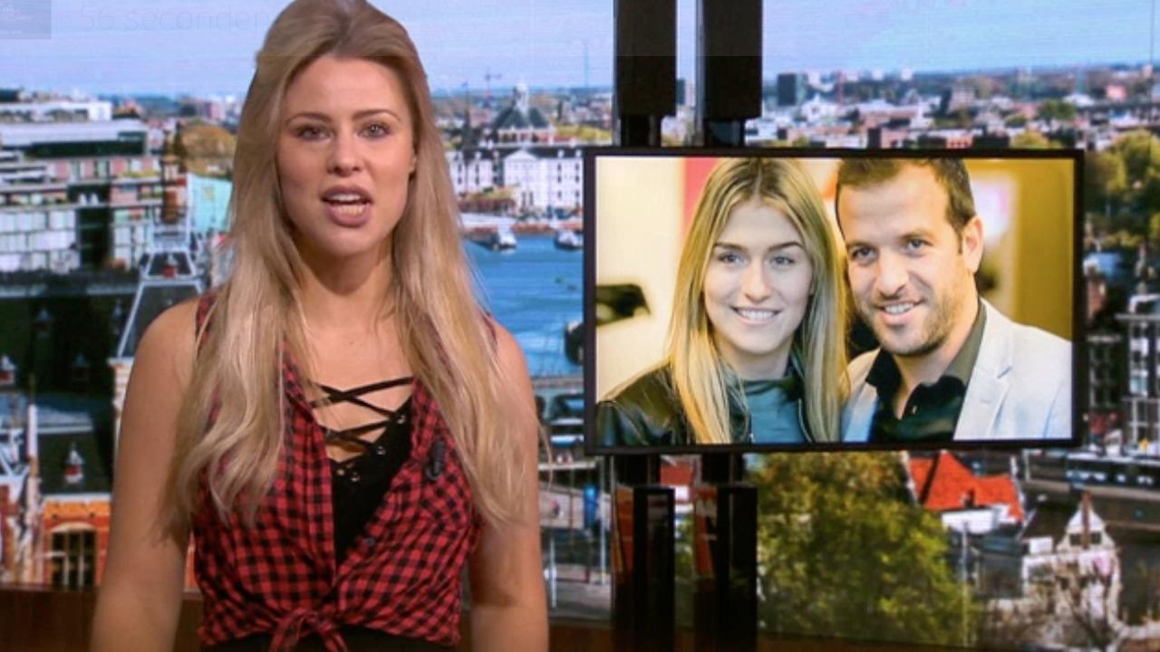 Show Update: Rafael en Estavana tonen eerste babyfoto van Jesslynn