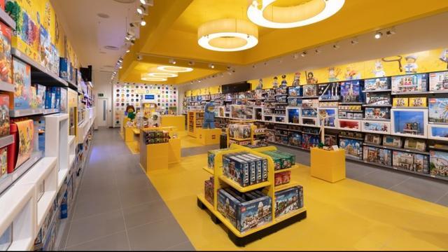 Utrecht en Amsterdam krijgen eerste officiële LEGO-winkel