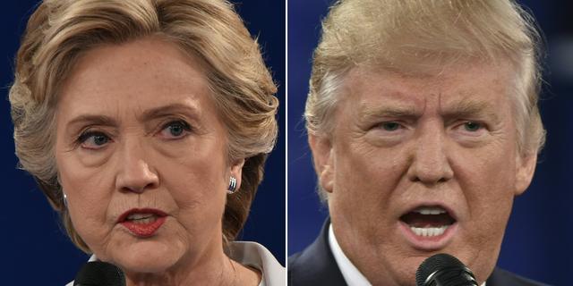 Amerikaanse sterren reageren op winst Trump