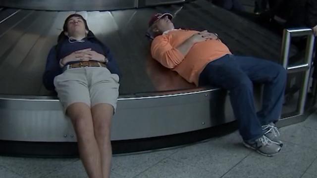 Duizenden passagiers gestrand op vliegveld Atlanta door stroomuitval