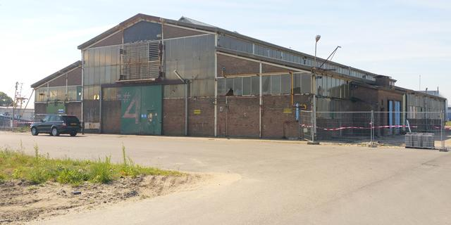 Historische lasloods Vlissingse binnenhaven verkocht