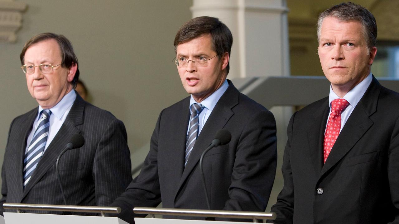 Redding Fortis tien jaar geleden: Hoe de crisis Nederland trof