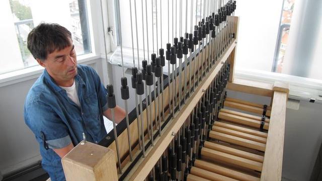 Stadsbeiaardier Vlissingen speelt verzoeknummers