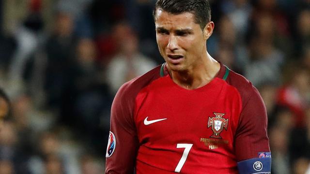 Gemiste strafschop Ronaldo komt Portugal duur te staan