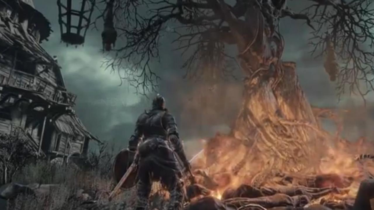 Gametrailer: Dark Souls 3