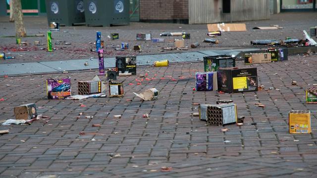 59 procent Amsterdammers is voor verbod op vuurwerk