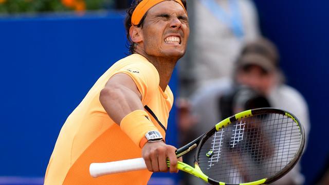 Negende toernooizege voor Nadal op gravel in Barcelona
