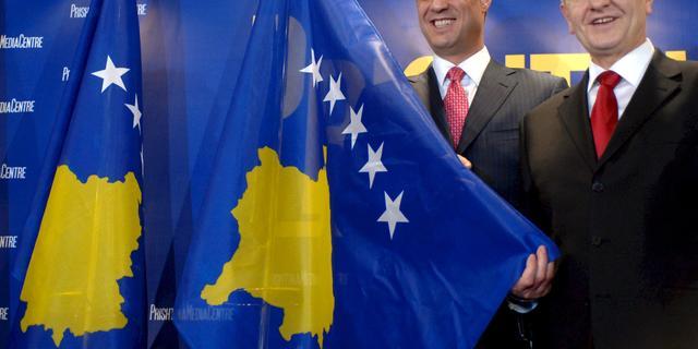 Gewonden door crash helikopter EU in Kosovo