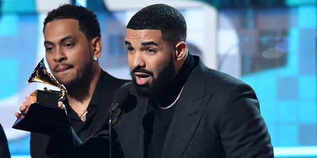 Rapper Drake koopt auto ter waarde van half miljoen euro