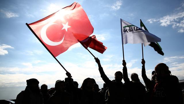 Erdogan: Klaar om militair in te grijpen in Syrië
