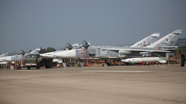 Achtergrond: Sukhoi Su-24 oudgediende in Russische luchtmacht