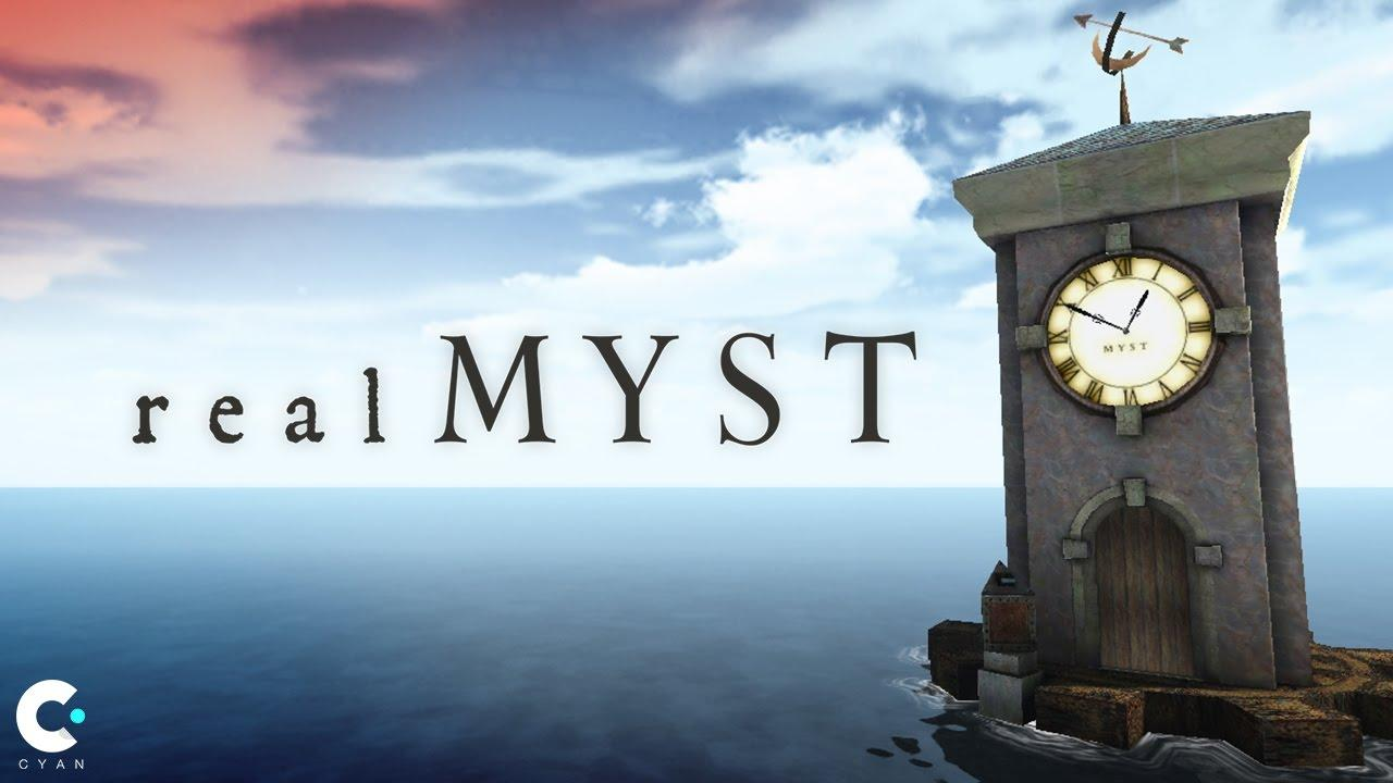 Trailer: realMyst voor Android