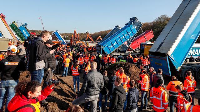 De gevolgen van PFAS-regels voor de bouw: 'Er is steeds minder werk'