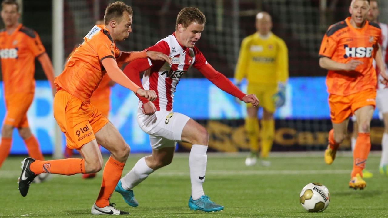 Bekijk de samenvatting van FC Oss-FC Volendam