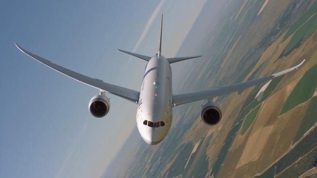 Boeing boekt meer winst op een lagere omzet