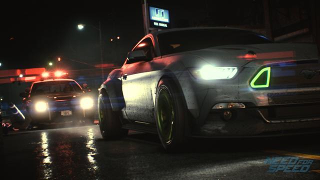 Review: Ongemakkelijk acteerwerk in Need for Speed