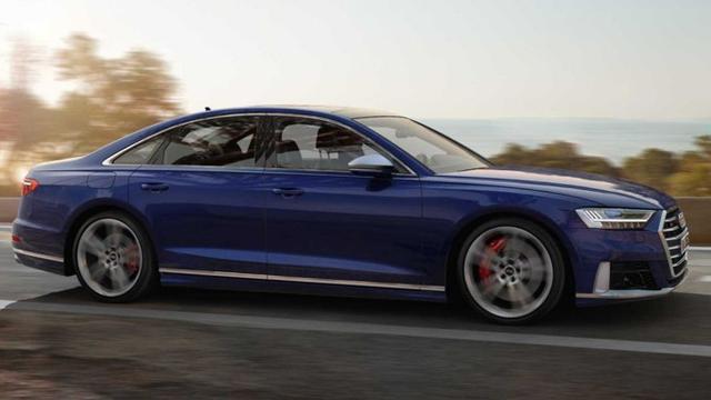 Audi presenteert nieuwe S8 met benzine-V8