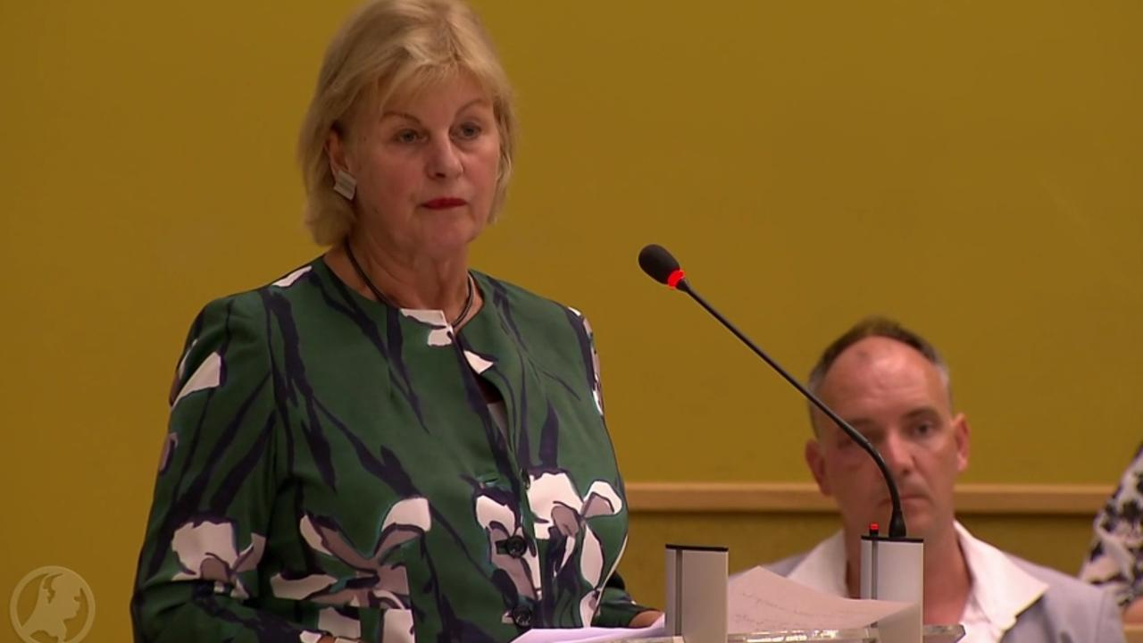 Burgemeester Faber overleeft motie van wantrouwen