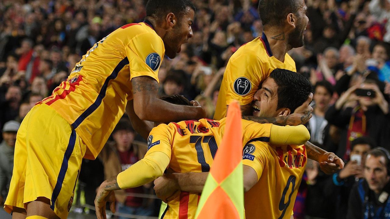 FC Barcelona-Atletico Madrid (2-1)
