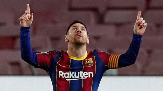 Lionel Messi wordt vanwege zijn salaris als schuldige gezien voor de financiële malaise bij FC Barcelona.