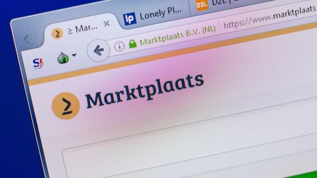 Marktplaats waarschuwt gebruikers bij mogelijke betaalfraudepoging