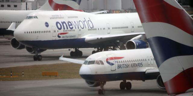 Piloten British Airways gaan akkoord met salarisverlaging en ontslagronde