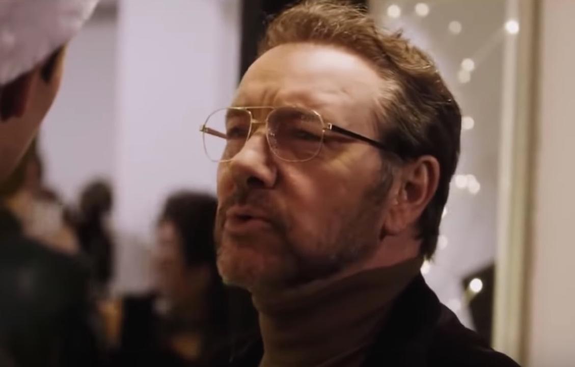 Kevin Spacey te zien in trailer Billionaire Boys Club