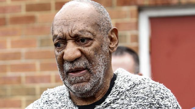 Bill Cosby niet aangeklaagd in twee zaken van seksueel misbruik