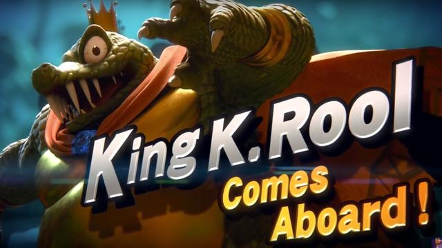 Nintendo voegt nieuwe personages toe aan Super Smash Bros. Ultimate