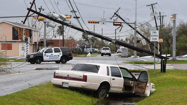 Achtergrond: Waarom zijn de gevolgen van orkaan Harvey zo groot?