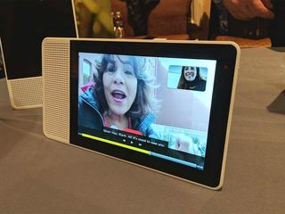 Smart Display werkt met Google Assistant