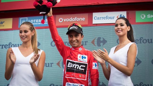 Liveticker Vuelta: Kruijswijk valt in slotfase etappe (gesloten)
