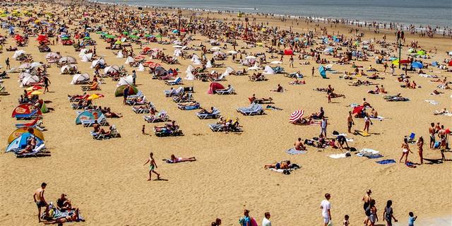 Gemeente Den Haag: Horeca aan Haagse kust woensdag nog niet toegestaan