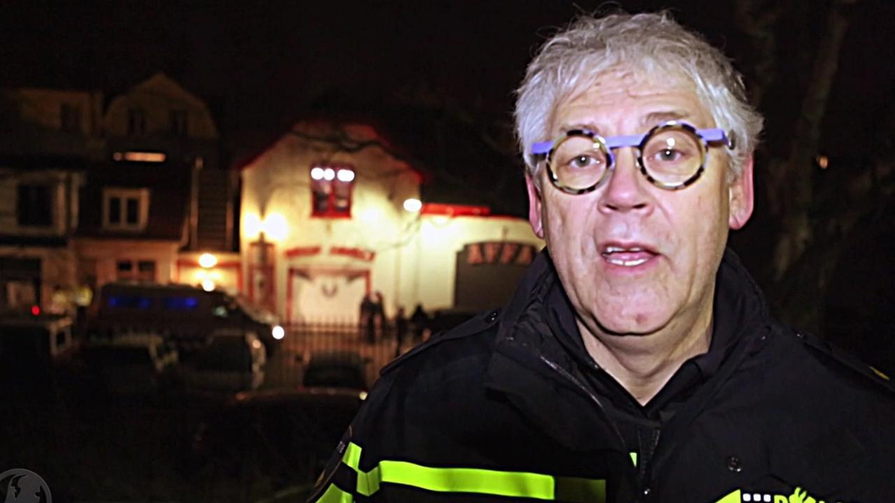 Politie arresteert leden Hells Angels Haarlem na inval clubhuis