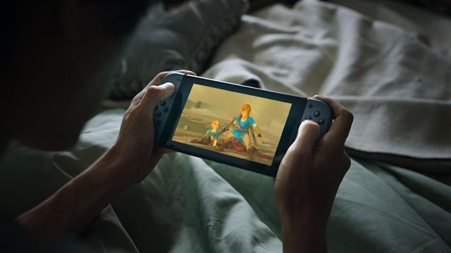 'Nintendo werkt aan kleinere versie van Switch met focus op handheld'