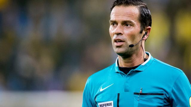 Nijhuis fluit Sjachtar Donetsk-Real Madrid, Tsjechische arbiter voor PSV