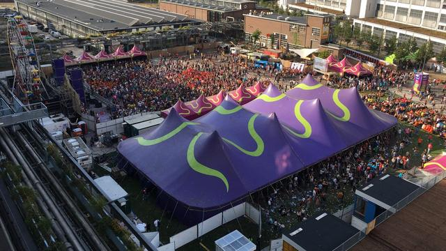 Introductieweek Purple van Fontys Hogescholen van start