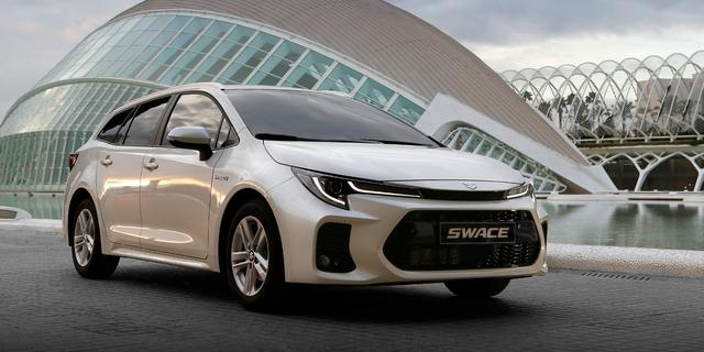 De nieuwe Suzuki Swace: groots, meeslepend en betaalbaar