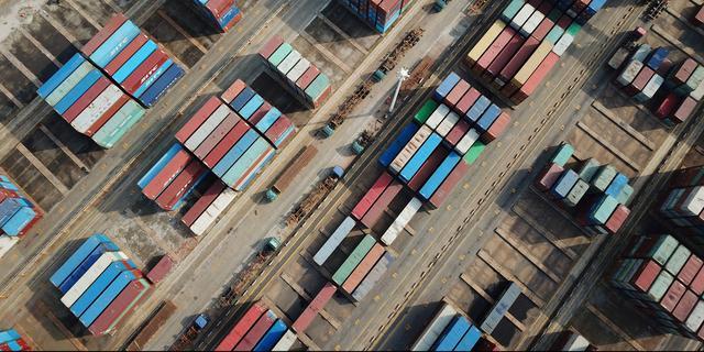 Chinese exportgroei bereikte begin dit jaar recordhoogte