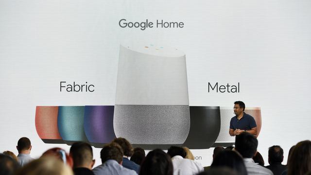 Google laat ontwikkelaars Assistant inbouwen in gadgets