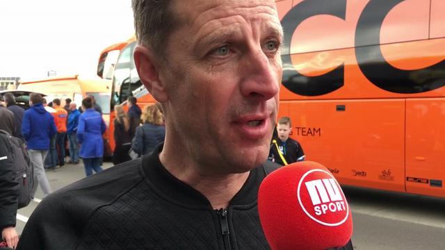 Lotto-Jumbo hoopte op iets betere uitslag in Amstel Gold Race